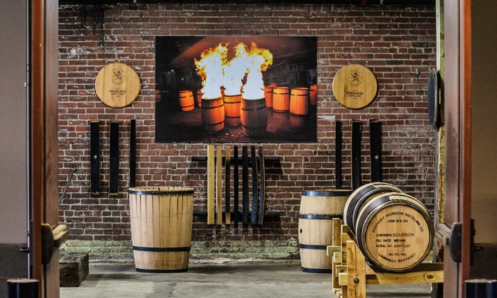 Kentucky Peerless Distilling - Portland: Distillery Tour and Tastings for Two, Four, and Eight People at Kentucky Peerless Distilling (Up to 49% Off)