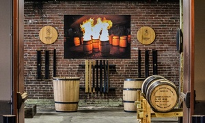 Kentucky Peerless Distilling: Distillery Tour and Tastings for Two, Four, and Eight People at Kentucky Peerless Distilling (Up to 49% Off)
