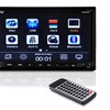 """Pyle 7"""" Double DIN Bluetooth Headunit Receiver with Built-In Mic"""