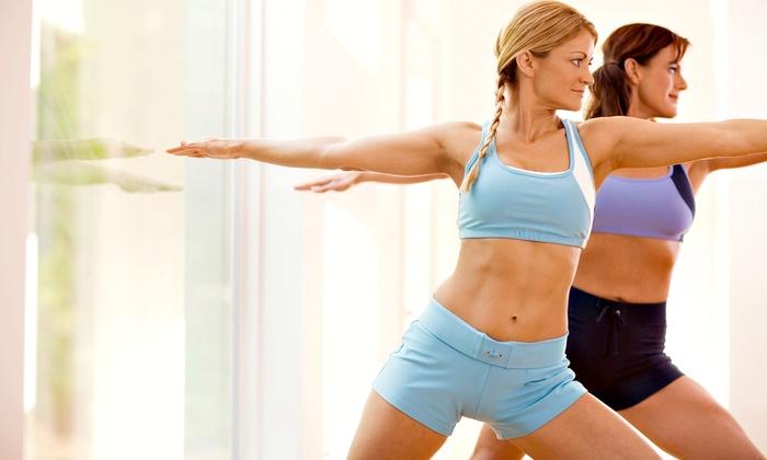 Bikram Yoga Mira Mesa - Mira Mesa: 10 Bikram Yoga Classes or a Month of Unlimited Bikram Yoga Classes at Bikram Yoga Mira Mesa (Up to 68% Off)