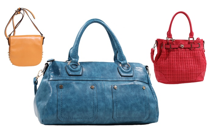 Ruby Blue Couture Handbags: Ruby Blue Couture Handbags from $24.99–$29.99. Multiple Styles and Colors Available. Free Shipping and Returns.