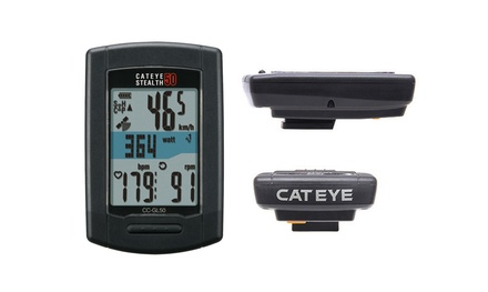 CatEye Stealth 50 GPS Cycle Computer