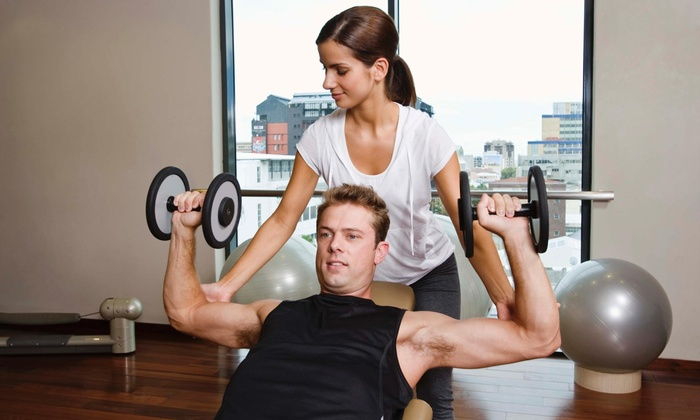 Everfit Training Studio - Everfit Training Studio: 50% Off Three Personal Training Sessions  at Everfit Training Studio