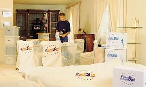 Eurosur: 2 o 3 horas de servicio de mudanzas desde 69 €