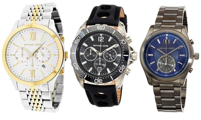 639ff2c3195e Michael Kors Assorted Men s Watches