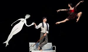 TEATRO CARCANO: NoGravity Dance Company presenta Comix dal 18 al 20 febbraio al Teatro Carcano di Milano (sconto fino a 41%)