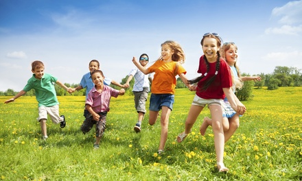 One Week of Summer Day Camp for One or Two Kids at Boys & Girls Clubs of the East Valley (Up to 47% Off)