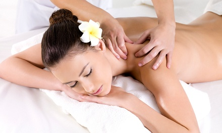 Choice of a 45-Minute Massage and 45-Minute Facial for One or Two at Maariya's Beauty Secret & Spa (Up to 71% Off)