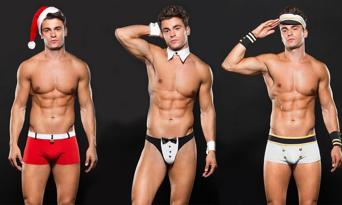 Baci Envy Men\'s Bedroom Costume | Groupon Goods