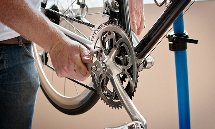 Cactus Bike - Multiple Locations: Basic or Full Bicycle Tune-Up at Cactus Bike (50% Off)