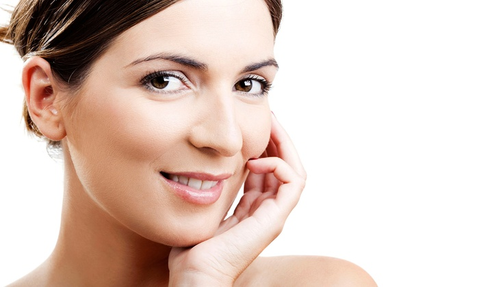 New You Medspa - C.J.'s Salon & Med Spa: Custom SkinCeuticals Facial with Option of Chemical Peel at New You Medspa (55% Off)