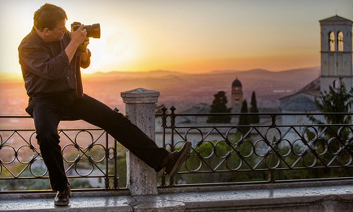 Intro To Photography Tour - Tuscany - Cantebury: Intro to Photography Class from Intro To Photography Tour (Up to 56% Off). Five Options Available.