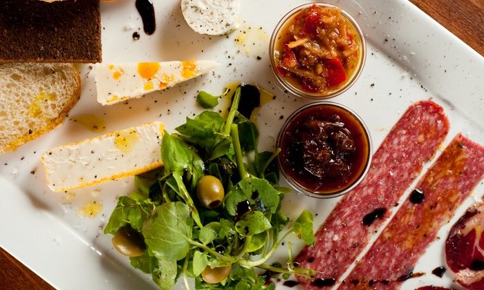 Red White & Bleu - Falls Church: $12 for $20 Worth of Artisan Cheese and Charcuterie at Red, White & Bleu