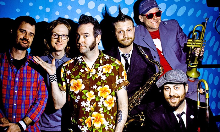 Reel Big Fish & Less Than Jake - College Street Music Hall: Reel Big Fish and Less Than Jake at College Street Music Hall on June 18 at 7:30 p.m. (Up to 53% Off)
