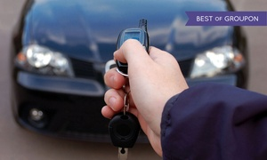 Midwest Auto Customs: Keyless Remote Car Starter with Installation at Midwest Auto Customs (Up to 60% Off). Two Models Available.