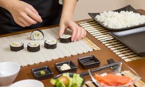 Nutt: Curso de elaboración de sushi por 19,90 € y con curso de cocina japonesa por 39,90 €