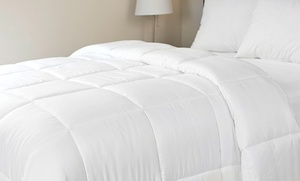 Lavish Home Down Alternative Comforters From $29.99��$39.99