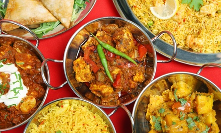 $20 for Two Groupons, Each Good for $15 Worth of Indian Food at Spice India ($30 Value)