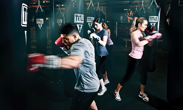 Title Boxing - Woburn - Woburn: $19 for Boxing or Kickboxing Classes at Title Boxing ($75 Value)