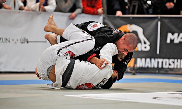 Austin Submission Fighting - Austin: Four Weeks of Unlimited Martial Arts Classes at Austin Submission Fighting (55% Off)