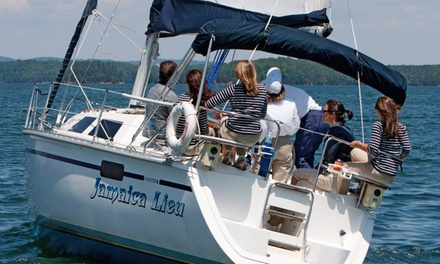 Intro Class or Instructional Outing from Windsong Sailing Academy (48% Off)