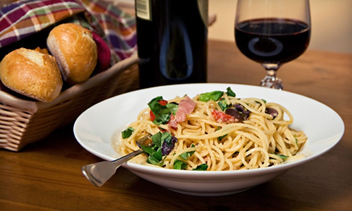 Ruggero's - Flint: $15 for $30 Worth of Italian Cuisine at Ruggero's