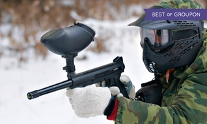Long Live Paintball: Full-Day Paintball Outing for 2, 4, 6, or 10 with Gear and Ammunition at Long Live Paintball (Up to 75% Off)