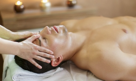 30-Minute Swedish Massage and 30-Minute Dermalogica Facial at Escape Skincare (42% Off)