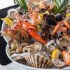 Plateaux de fruits de mer pour 2 personnes