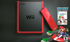 Deals on Nintendo Wii Mini with Mario Kart Wii Refurb