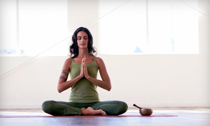 Chiro Rocks - Stonebriar: 5 or 10 Restorative Yoga Classes at Chiro Rocks (67% Off)