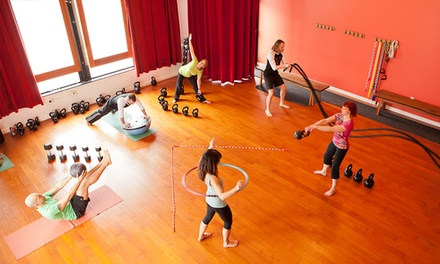 10 Kettlebell Fitness Classes at Four Gates Physical and Energetic Culture (76% Off)