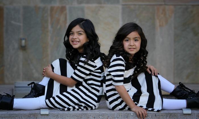 Light & Lens Photography - Phoenix: 45-Minute Family Photo Shoot from Light & LENS Photography (45% Off)