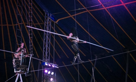 Big Kid Circus, Grandstand, 22 February 24 March, Four Locations