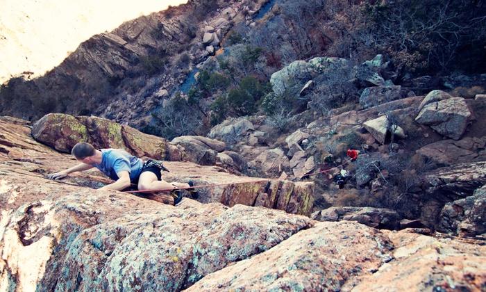 Venture 2 Climb, Llc - Oklahoma City: Rappelling Experience at Venture 2 Climb, LLC (37% Off)