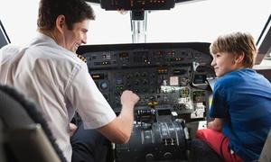 FLIGHT EXPERIENCE: $459 en vez de $1500 por hora de vuelo en simulador de Cessna 172 con instructor profesional en Flight Experience