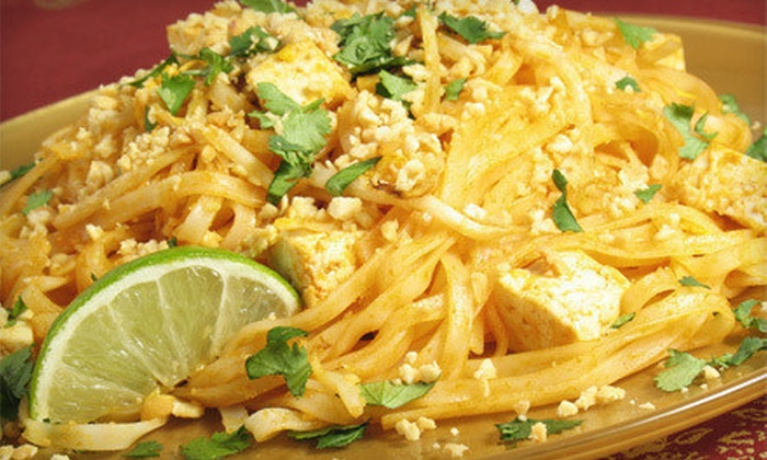 Thai 2 Go - Manayunk,Northwest Philadelphia: $10 Worth of Thai Food