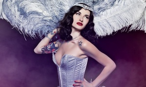 New Orleans School of Burlesque: Five or 10 Burlesque Dance Classes at New Orleans School of Burlesque (Up to 58% Off)