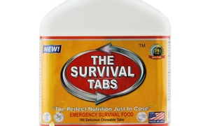 Ready Reserve Foods, Inc.: $36 for $45 Worth of Emergency-Preparedness Kits — Ready Reserve Foods Inc