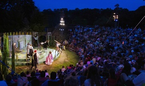"""Love's Labour's Lost: The Shakespeare Theatre of New Jersey Presents """"Love's Labour's Lost"""" from June 17–July 26 (Up to 66% Off)"""