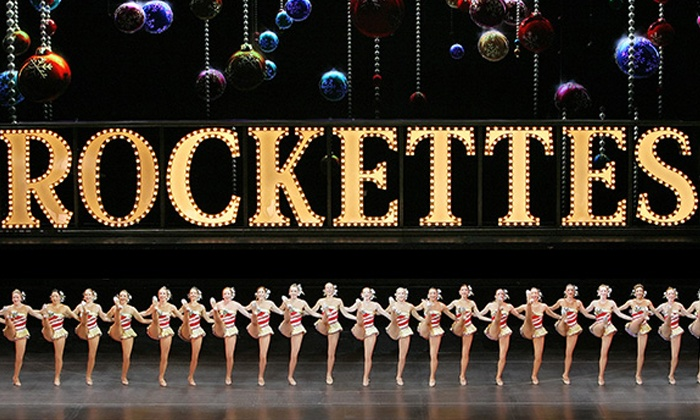 "Radio City Christmas Spectacular starring the Rockettes - The Theater at Madison Square Garden: ""Radio City Christmas Spectacular"" Starring the Rockettes (Up to 52% Off). Showtimes Available, Nov. 7–Dec. 2"