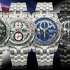 Wöhler Men's Stainless Steel Steiner Chronograph Watch