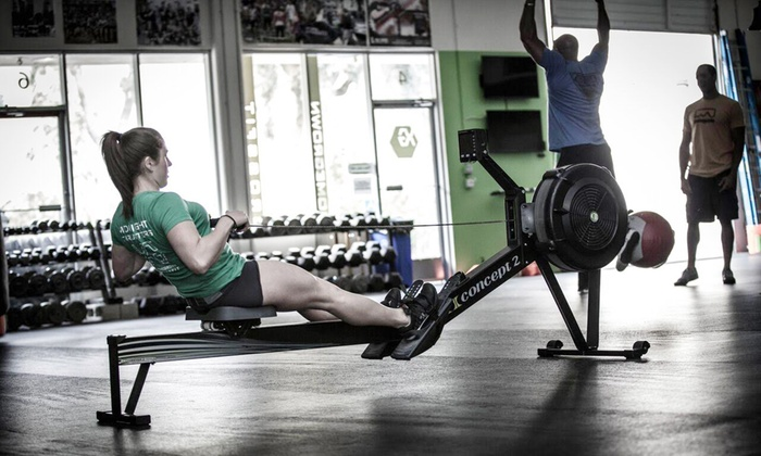 HomeGrown CrossFit - San Carlos: One Month of Unlimited CrossFit Boot Camp for One or Two at HomeGrown CrossFit (Up to 70% Off)