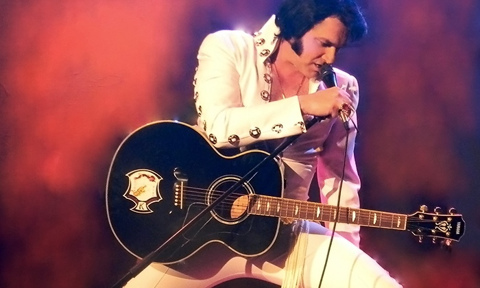 """One Night With Elvis Featuring Tim 'E' & the Yes Men Band With Special Guest 'Stoney' of Leo's Komedy Korner - Olde Walkerville Theatre: """"One Night with Elvis"""" Tribute at Olde Walkerville Theatre on Saturday, March 1, at 8 p.m. (Up to 39% Off)"""