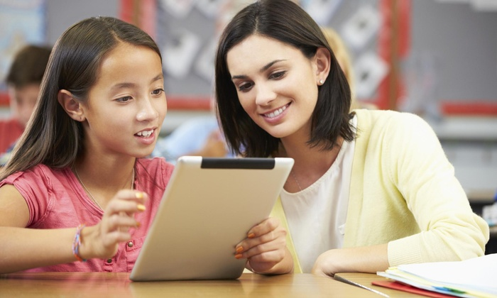 Little Smarties Tutoring Service - Los Angeles: A Tutoring Session from Little Smarties Tutoring Service