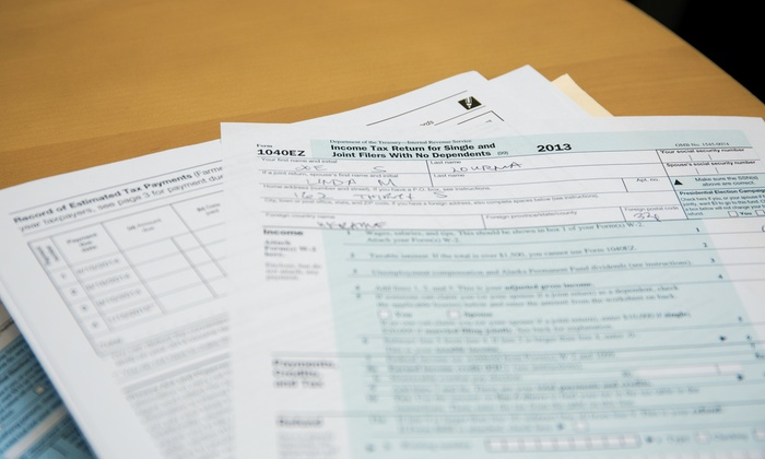Gr Tax Service - Cragin: Individual Tax Prep and E-file at GR Tax Service (55% Off)