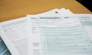 Gr Tax Service: Individual Tax Prep and E-file at GR Tax Service (55% Off)