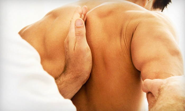 Boston Pain Relief Massage - Downtown: Chinese Acupressure Massages at Boston Pain Relief Massage (Up to 54% Off). Four Options Available.
