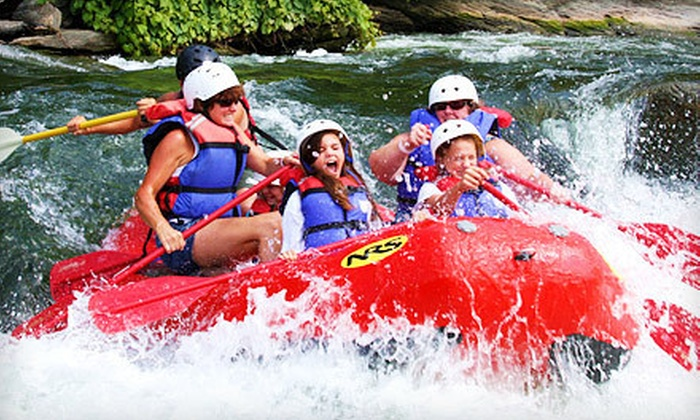 Harpers Ferry Adventure Center - Harpers Ferry: $39 for a Fall Adventure Day with Whitewater Rafting and Fall Festival Entrance at Harpers Ferry Adventure Center ($82.28 Value)