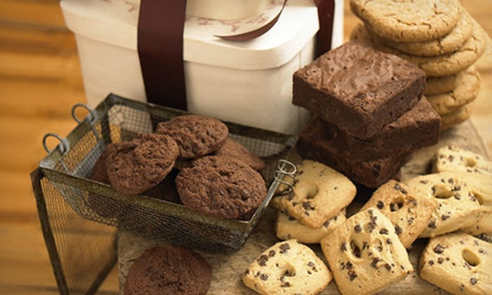 Dancing Deer Baking Co.: Gourmet Natural Baked Goods and Gifts from Dancing Deer Baking Co. (Up to 56% Off). Two Options Available.